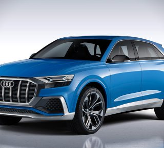 FHM-Audi Q8 concept