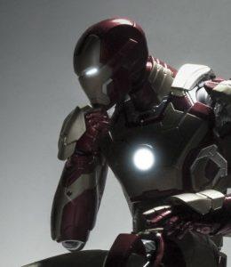 Kunst Marvel Iron Man