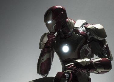 Kunst Marvel Iron Man