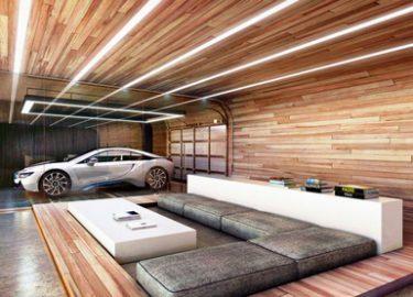 In dit belachelijk mooie huis is je auto het belangrijkste stuk