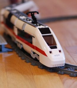 FHM-Lego Train