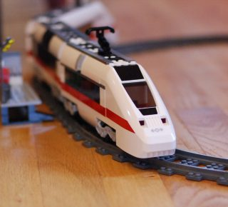 FHM-Lego Train