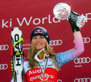 Lindsey Vonn Wintersport