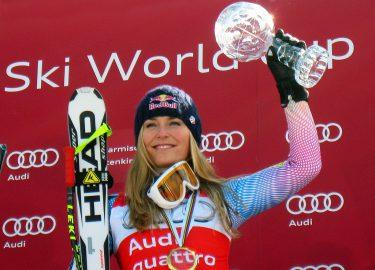 Lindsey Vonn Wintersport