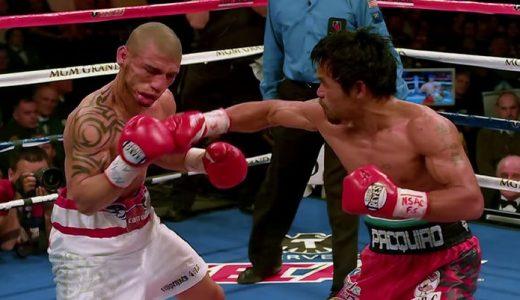 Manny Pacquiao vs Conor McGregor