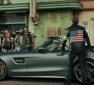 FHM-Mercedes AMG GT C Roadster