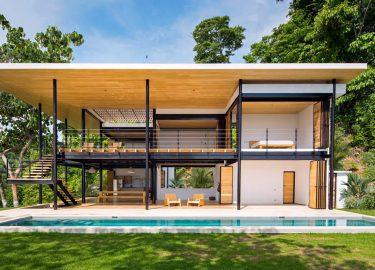 Dit droomhuis is de perfecte mix tussen moderne architectuur en de