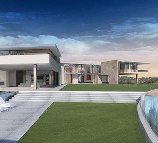 Voor een slordige 440 miljoen ben jij eigenaar van de duurste villa ter wereld fhm - Huis van de wereld bank plaatsen ...