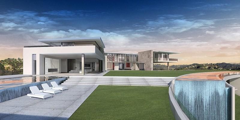 Voor een slordige 440 miljoen ben jij eigenaar van de duurste villa ter wereld fhm - Huis van de wereldkist ...