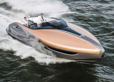 FHM-Lexus Sport Yacht
