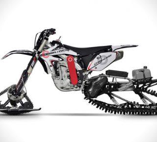 FHM-Snowbike