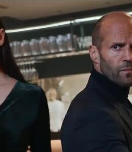 Jason Statham commercial