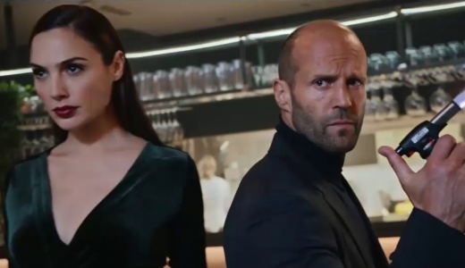 Jason Statham commercial