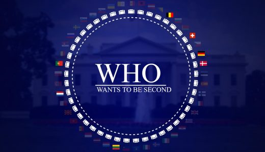 America First who is second