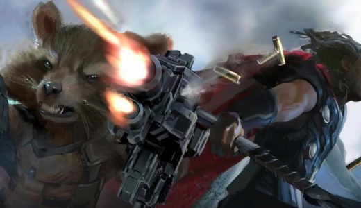 FHM-Avengers: Infinity War