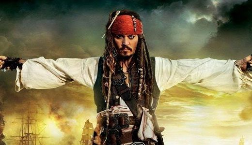 Pirates of the Carribean Dead Men Tell No Tales
