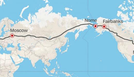 FHM-Langste treinreis