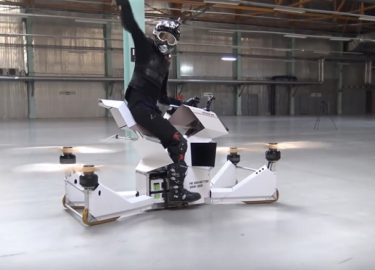 FHM-Hoverbike