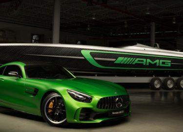 FHM-Mercedes boot