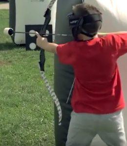FHM-Archery Tag
