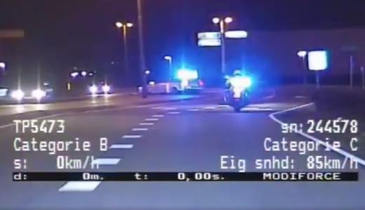 Politieachtervolging A2