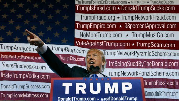 FHM-Trump Domeinnaam