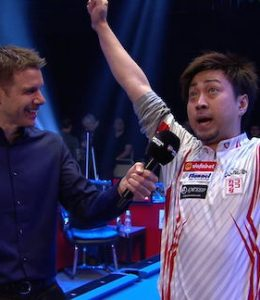 Japan pool interview