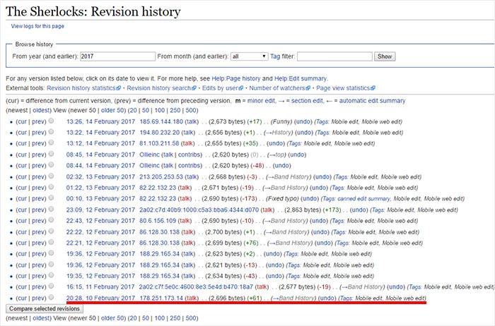 De Wikipedia-pagina was net veranderd.