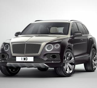 FHM-Bentley Bentayga Mulliner