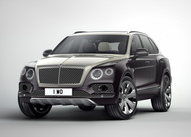 FHM-Bentley Bentayga Mulliner