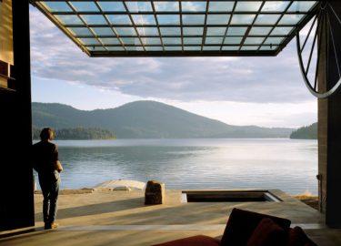 FHM-Droomhuis aan het meer