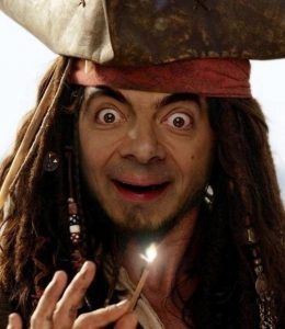 FHM-Mr Bean