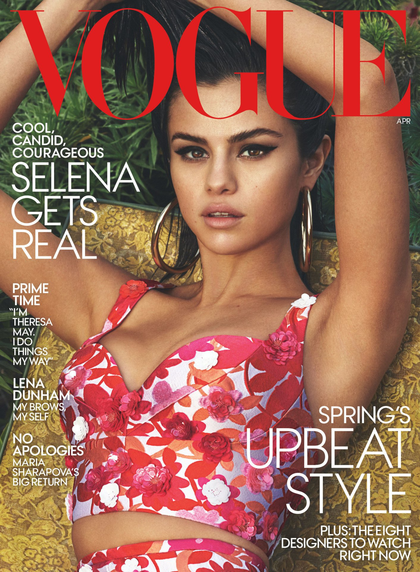 SELENA GOMEZ – VOGUE MAGAZINE