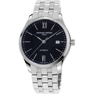 Frederique Constant Klassiekers FC-303BN5B6B Index horloge