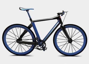 FHM-Bugatti fiets