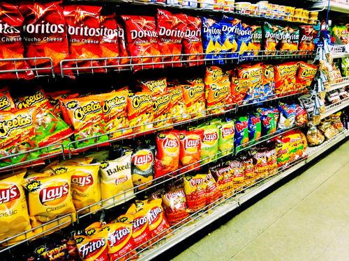 chips supermarkt