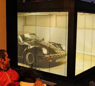 FHM- Glazen Garage