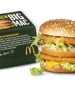 Big Mac Chicken