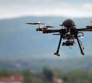 Race drone