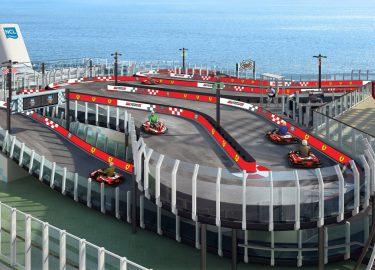 FHM-Ferrari Kartbaan