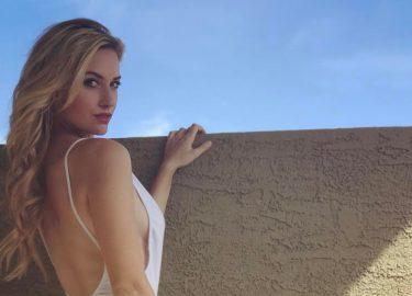 FHM-Paige Spiranac Golfster