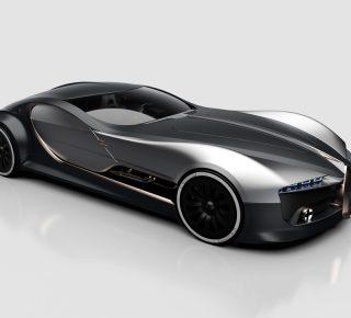 FHM-Bugatti Concept 57T