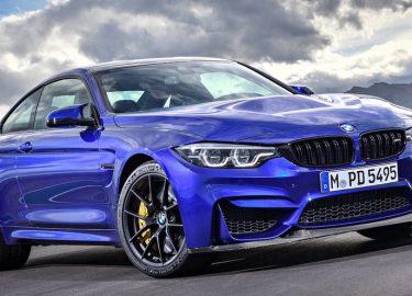 FHM-BMW M4 CS