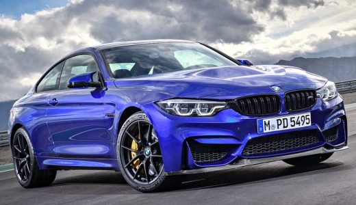 FHM-BMW M4 CS