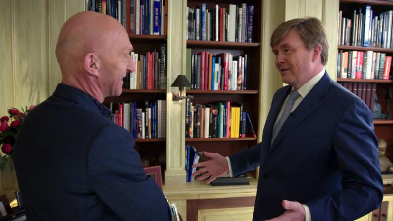 Koning Willem-Alexander interview