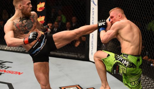 UFC Fight Night: McGregor v Siver