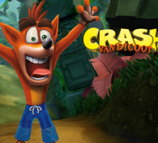 FHM-Crash Bandicoot
