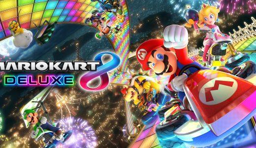 FHM-Mario Kart 8 Deluxe