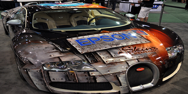 Epson Bugatti
