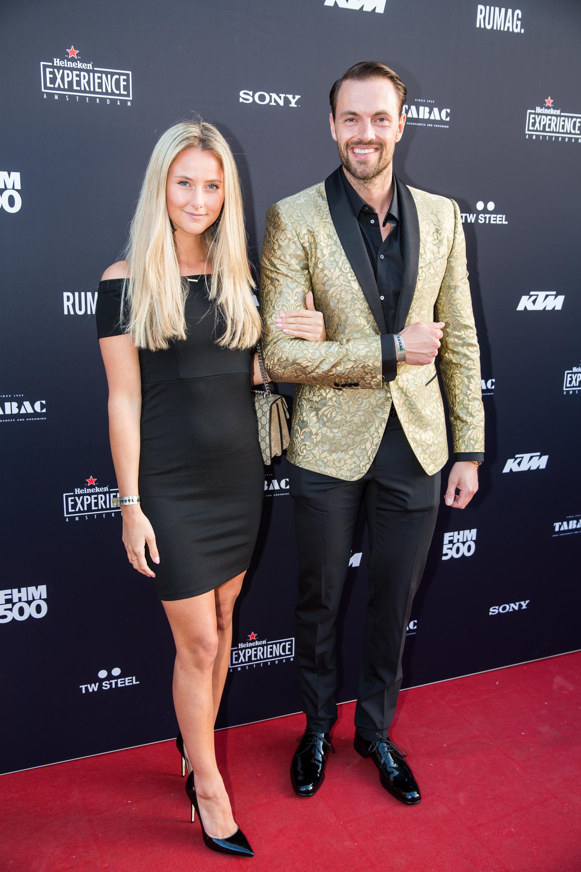 Joel Beukers met vriendin Dionne (401)